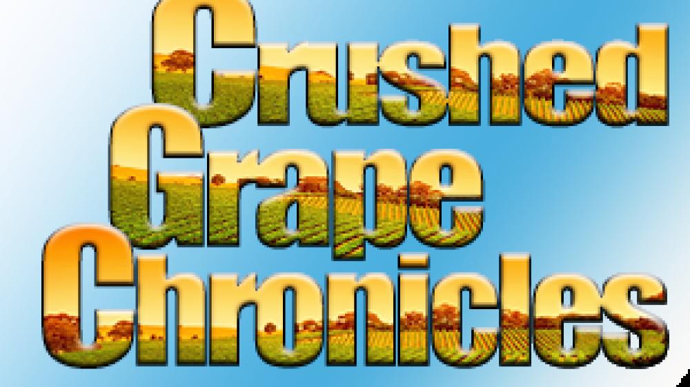 Chrushed Grape Chronicles Logo