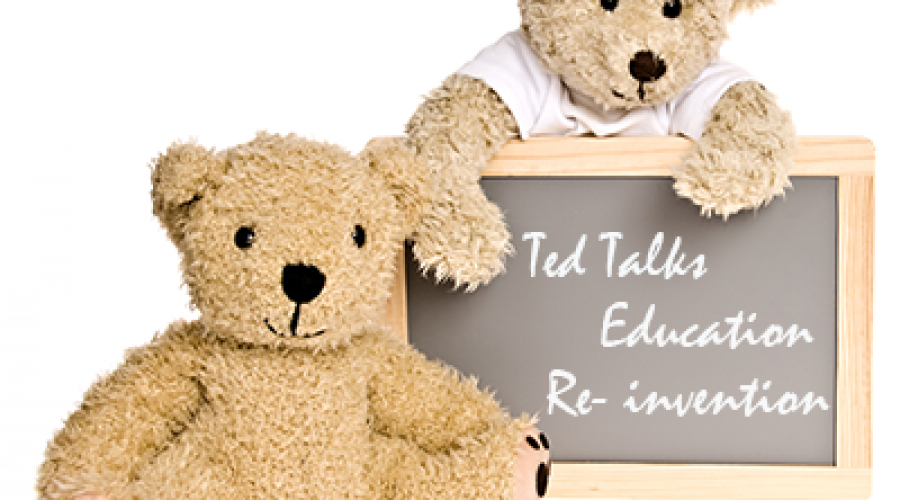 Ted Talks, Education Re-invention