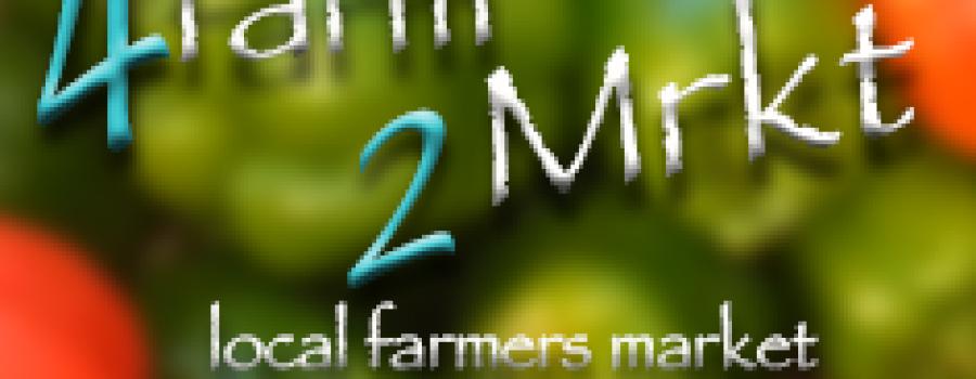 4farm2Mrkt, Local Farmers Market Information
