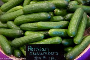 Persian Cucumbers from Intuitive Forager