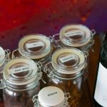 Syrah Bottle & Scents with Crushed Grape Chronicles