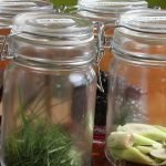 Cut Grass Scent Jar for Event with Crushed Grape Chronicles