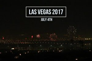 Las Vegas 2017, 4th of July Celebration