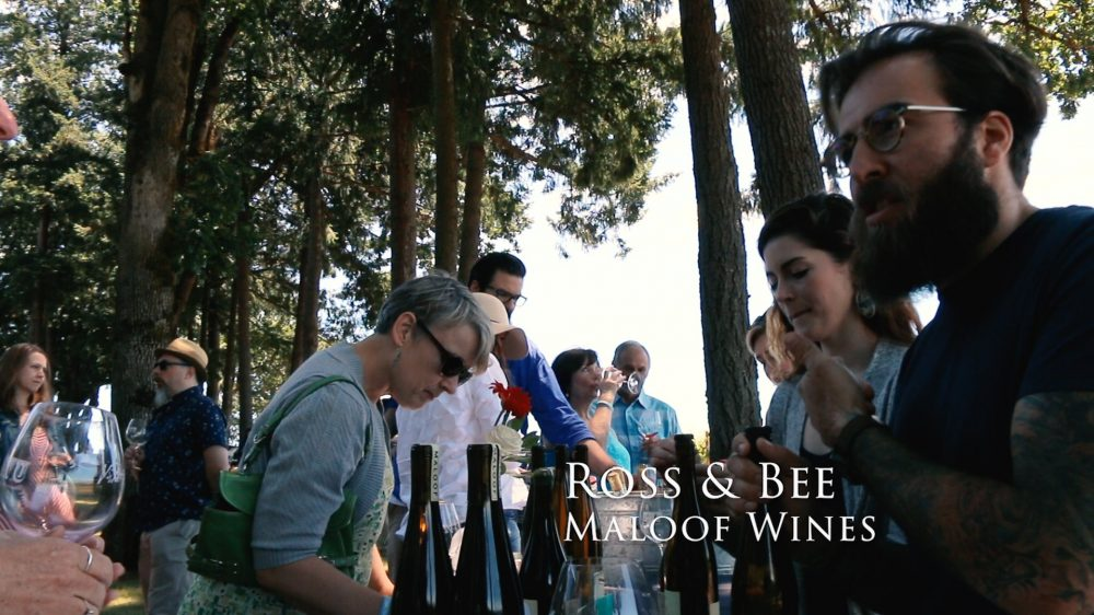 Ross & Bee Maloof