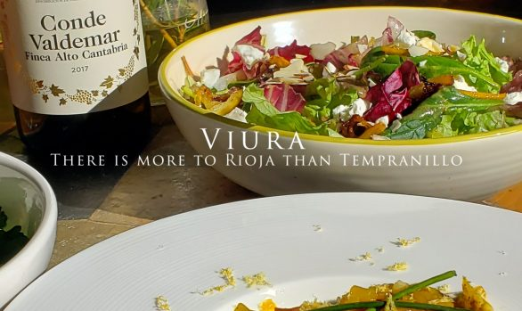 Viura - There is more to Rioja than Tempranillo #WorldWineTravel