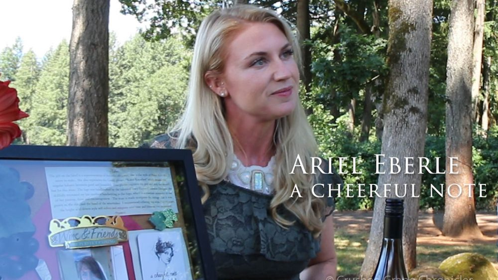A Cheerful Note with Ariel Eberle