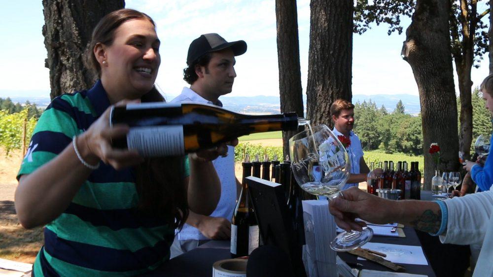 cab franc with Leah Jorgensen Wine